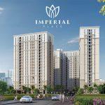 Phối cảnh căn hộ Imperial Place nằm ngay mặt tiền kinh dương vương