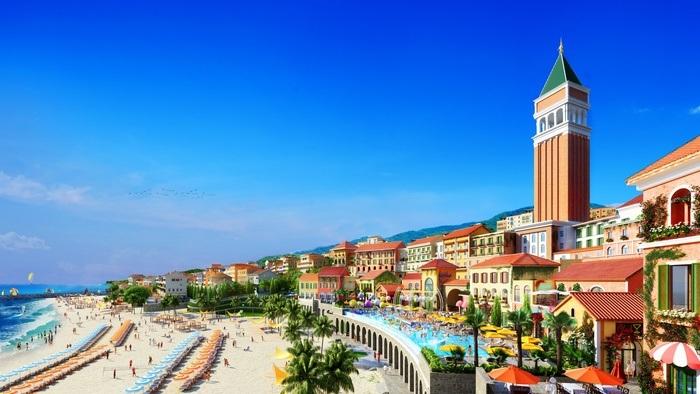 dự án Sun Premier Village Primavera phong cách Địa Trung Hải ngay ga đi cáp treo Hòn Thơm